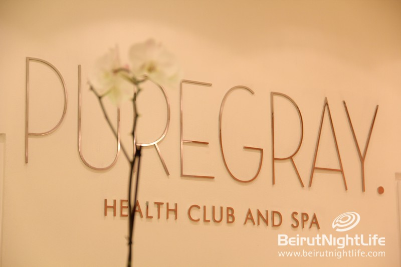 Spa Day at PureGray Health Club and Spa