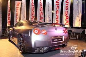 Opening of new Nissan showroom in Dbayeh