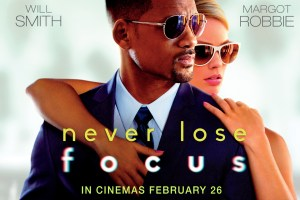 "Win Free Tickets for ""FOCUS"" at Beirut Souks Cinemacity"