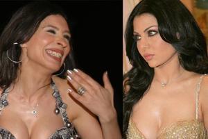 Haifa Wehbe, bellydancer Dina wants to marry you!