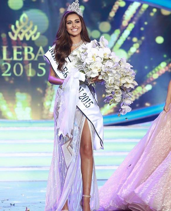 Valerie Abou Chacra Miss Lebanon 2015-1