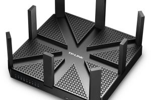 TP-LINK® Unveils World's First 802.11ad Router