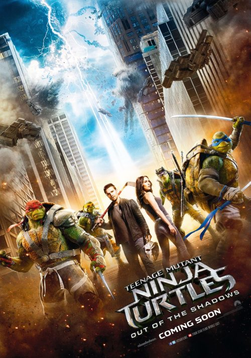 "Win Free Tickets for ""Teenage Mutant Ninja Turtles 2"" at VOX Cinemas"