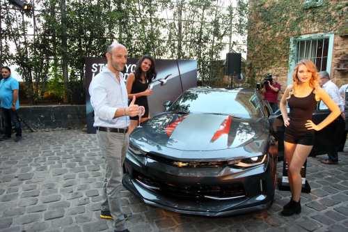 Camaro 50 Years Anniversary