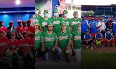 Dantos Matagalpa y Madriz ganaron series en inicio del Pomares U23 2020