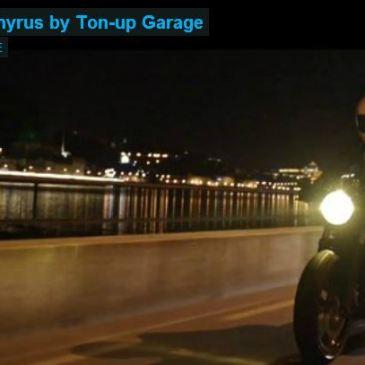 Kawasaki Zephyrus by Ton-up Garage