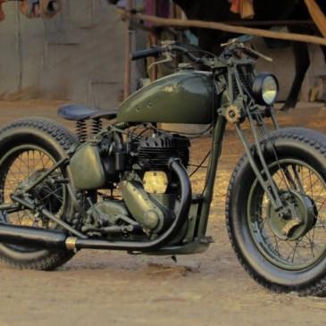 Indian custom bikes