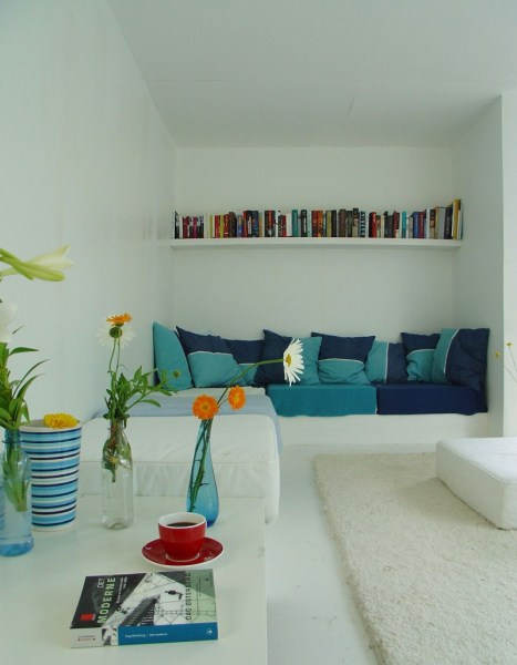 white-and-blue-combination-sofa-decoration