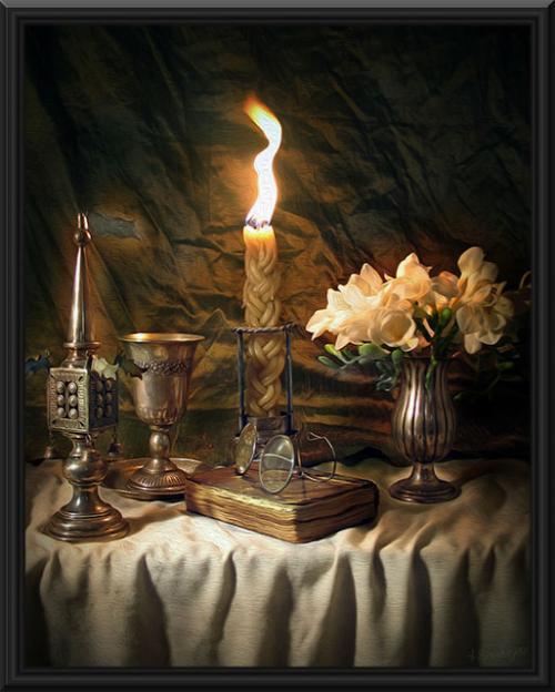 Havdalah Paintings
