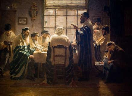 Prayer By Rabbi Dr. Hillel ben David (Greg Killian)