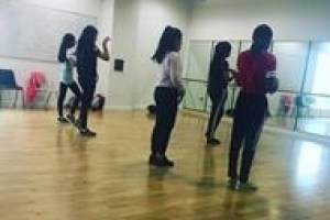 dancing workshop