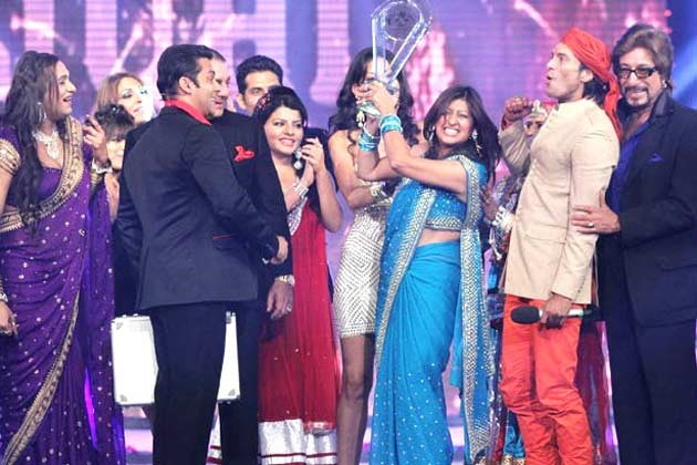 Big Boss Season 5 winner - Juhi Parmar