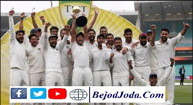 आस्ट्रेलिया को धोने के बाद टीम इंडिया का यह वीडियो आपका दिन बना देगा