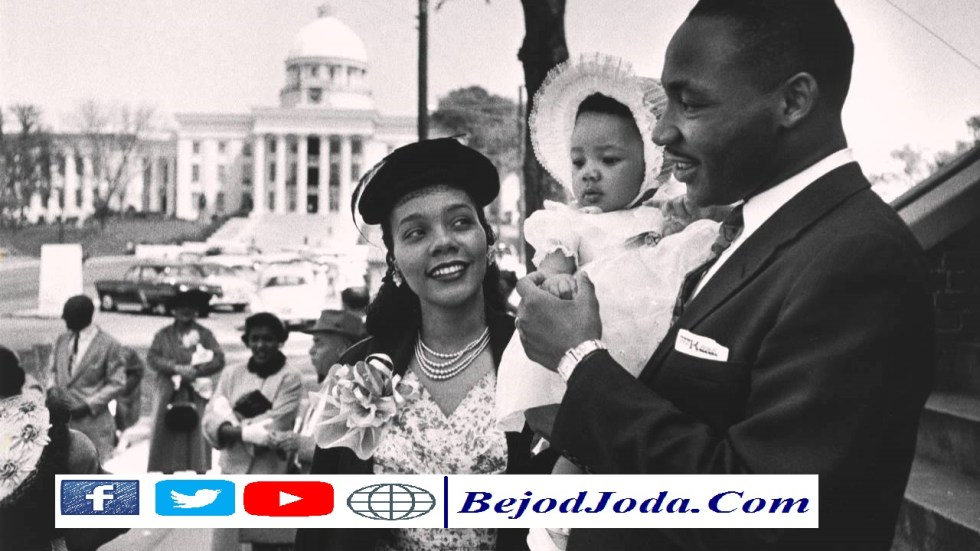 martin-luther-king-jrs-wife-and-family