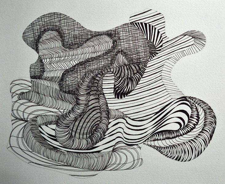 Line Drawings Beka Bielman