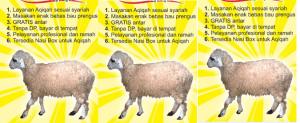 daftar harga paket aqiqah bekasi 2016