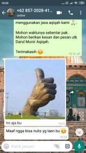 Paket Aqiqah di Bekasi Utara murah