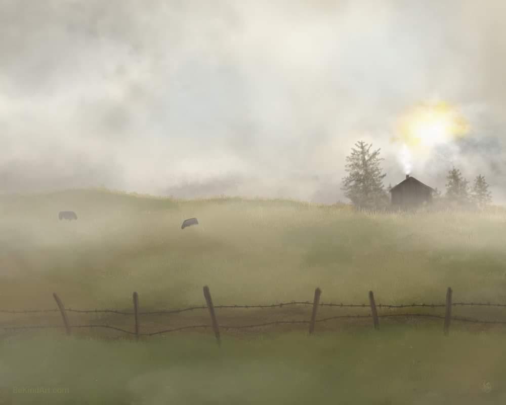 Amish Fog