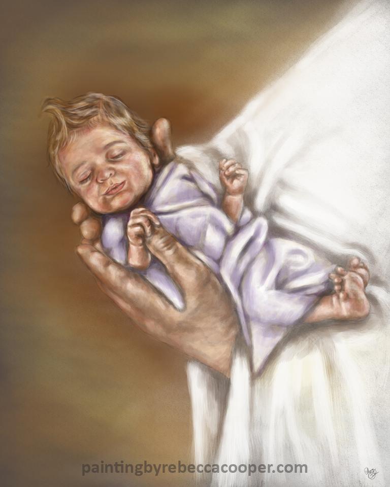 Little Angel – Baby Sarah