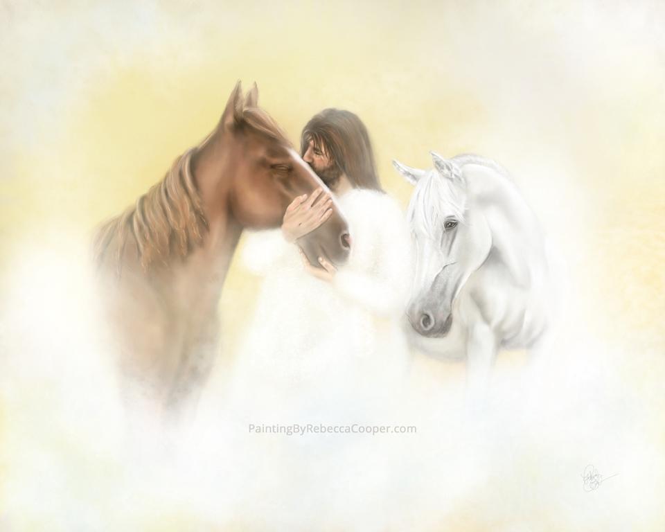 Horses in Heaven