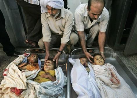 Gazze Vahşeti-2