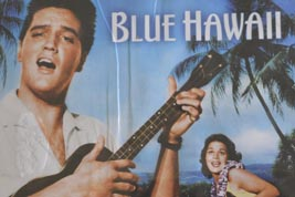 #Elvis #Blue Hawaii