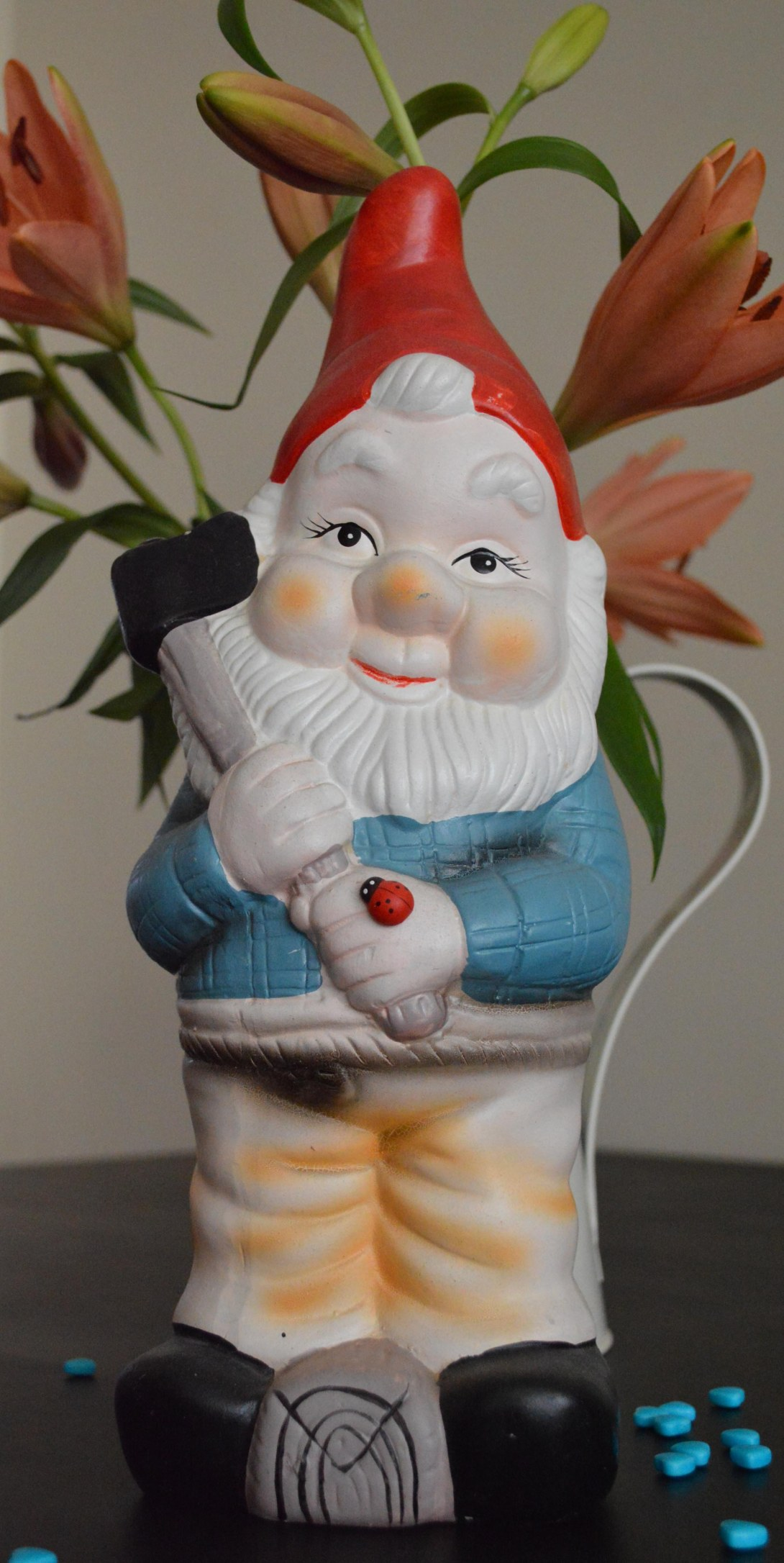 #garden gnome #gartenzwerg be kitschig blog berlin #gnomevember