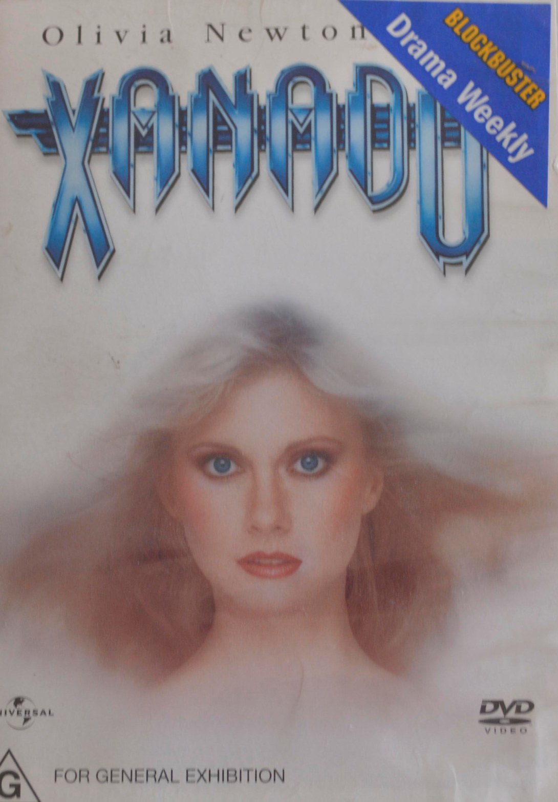 Xanadu movie review be kitschig blog Berlin