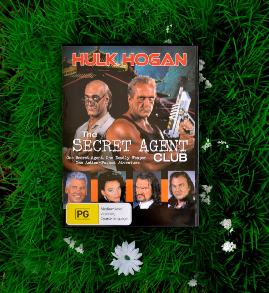 Secret Agent Club #Hogan