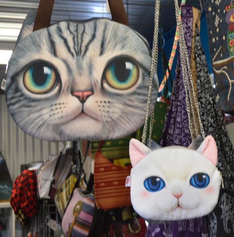 #Cat Purses