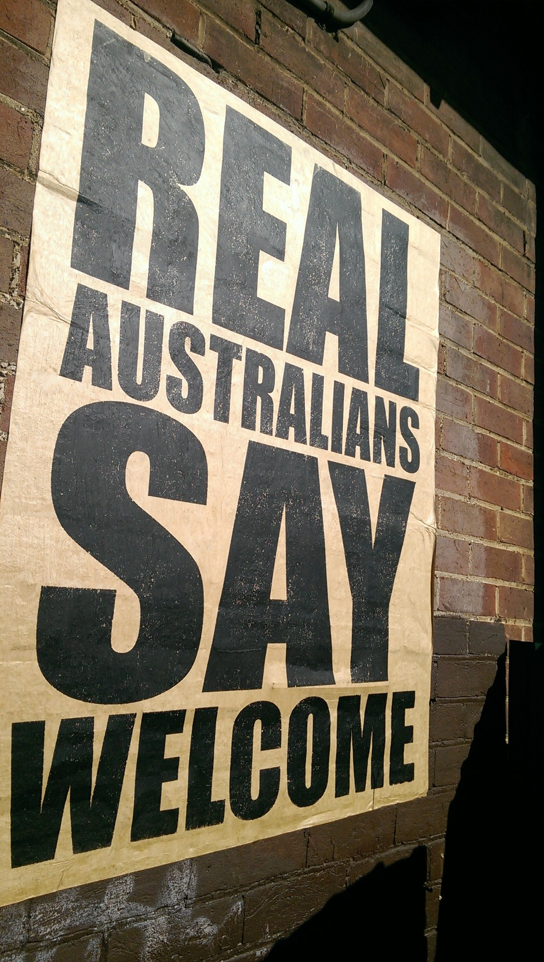 #immigration,#australia Real Australians say welcome  Adelaide  bekitschig blog