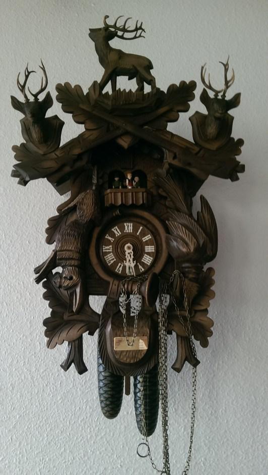 #Cuckoo clock