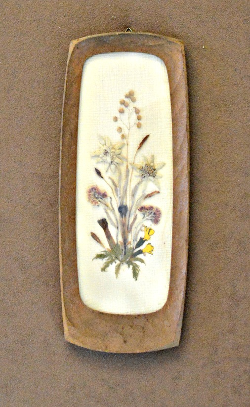 vintage dried flowers be kitschig