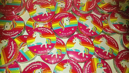 be kitschig Einhorn Unicorn Magic Towels