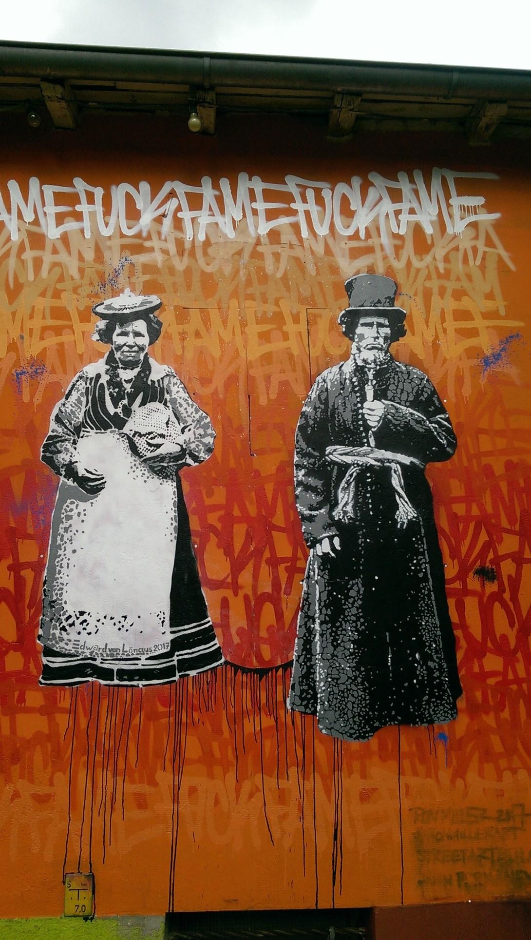 Street art Berlin Mauerpark be kitschig blog