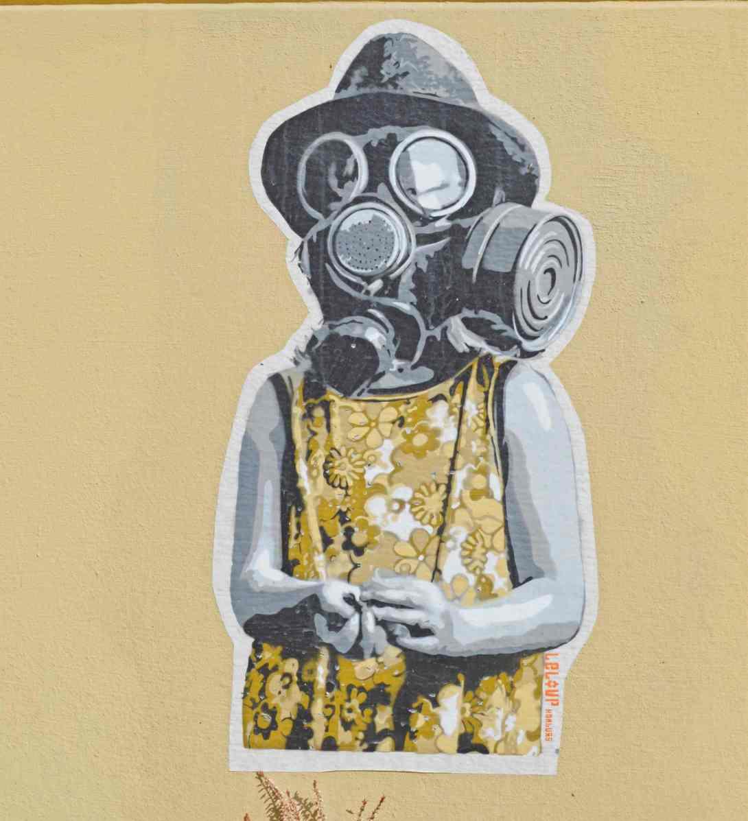 #leloup #streetart #berlin Prenzlauer Berg be kitschig blog