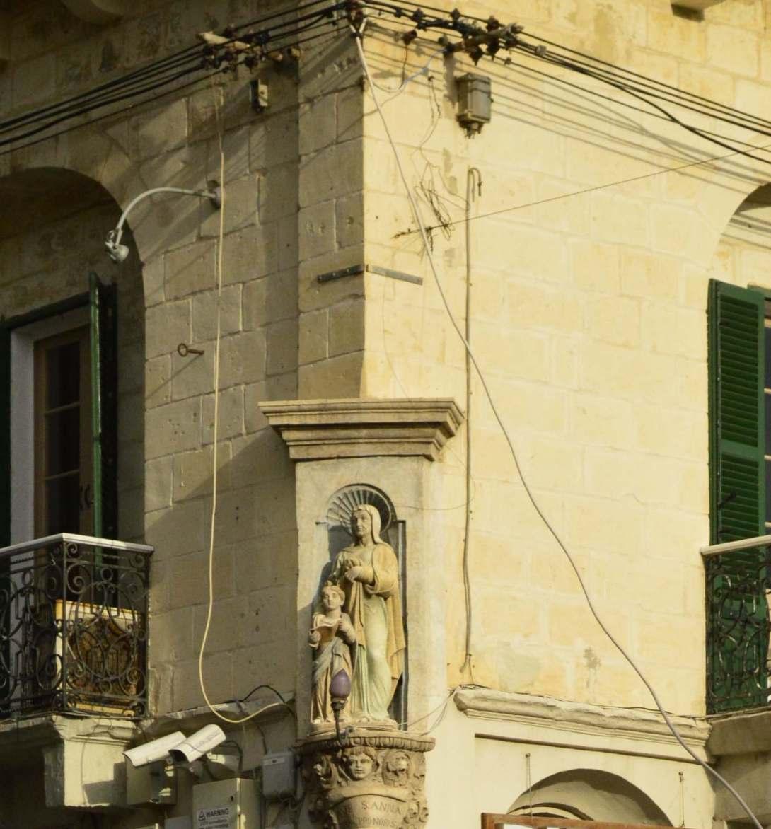 Marien Statuen auf Malta be kitschig blog