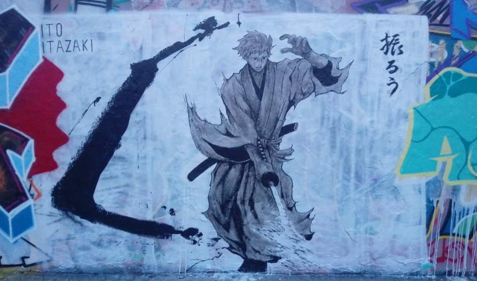 street art urrban art berlin Mauerpark