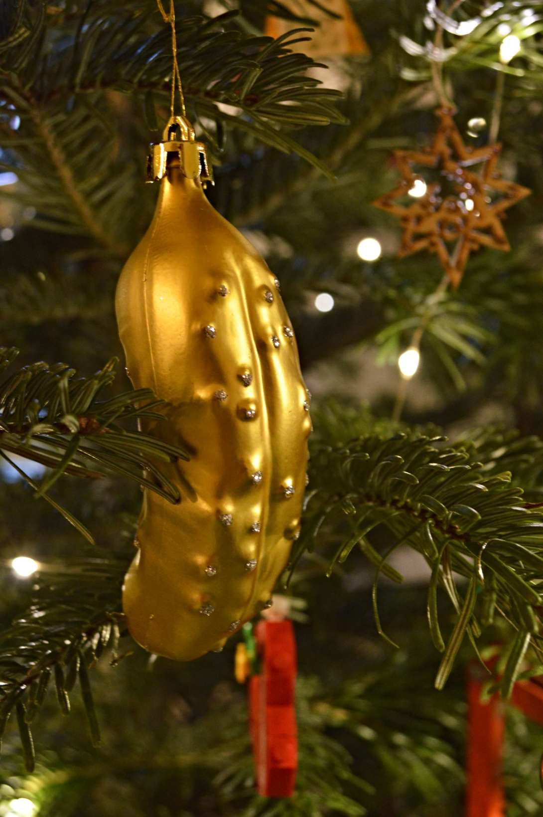 Weihnachtsgurke Chritmas Pickle be kitschig blog