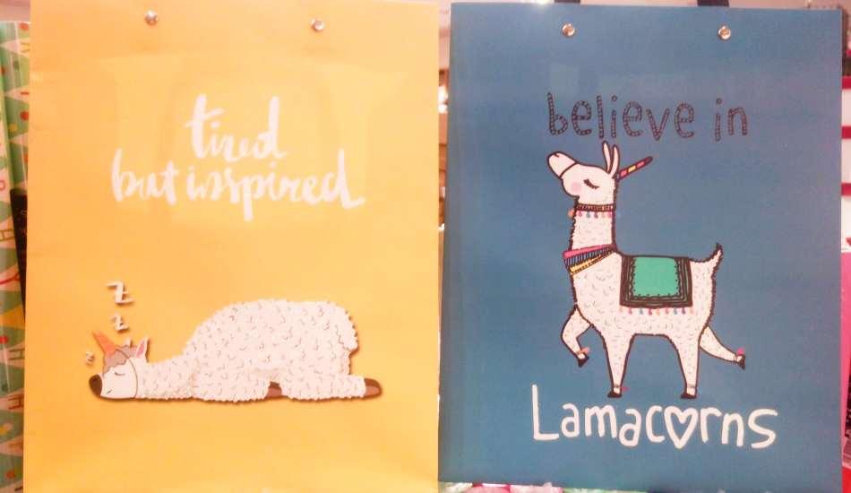 Llamacon Llama unicoen be kitschig blog berlin Nanu Nana