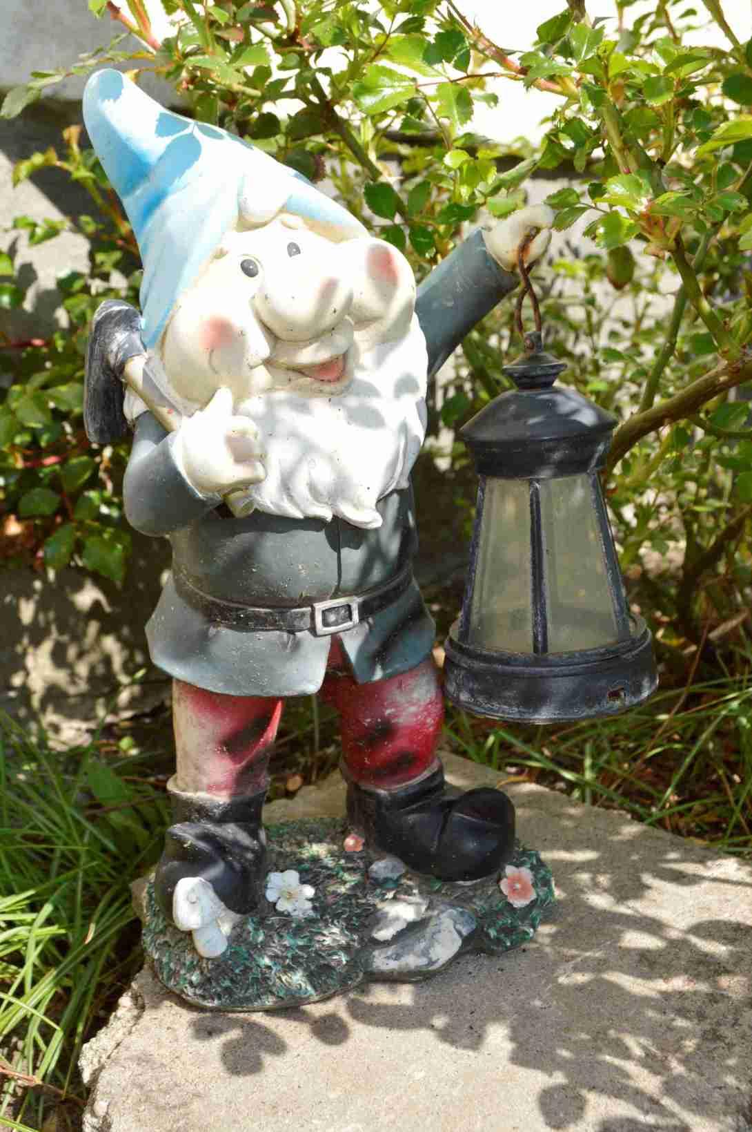 Gnomevember Gartenzwerg garden gnome