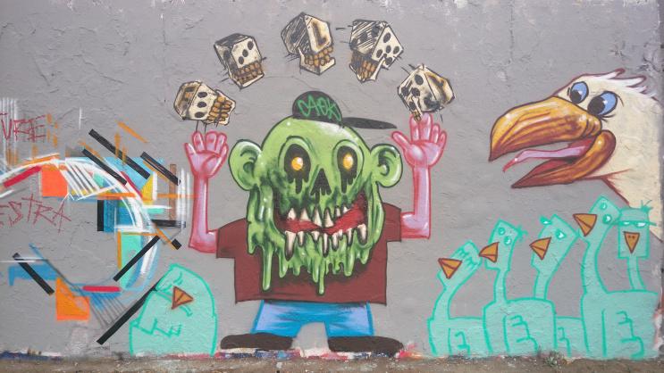 Zombie juggling be kitschig blog berlin