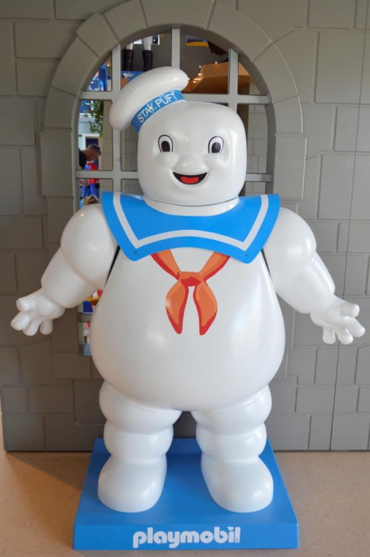 Ghostbusters Marshmallow man