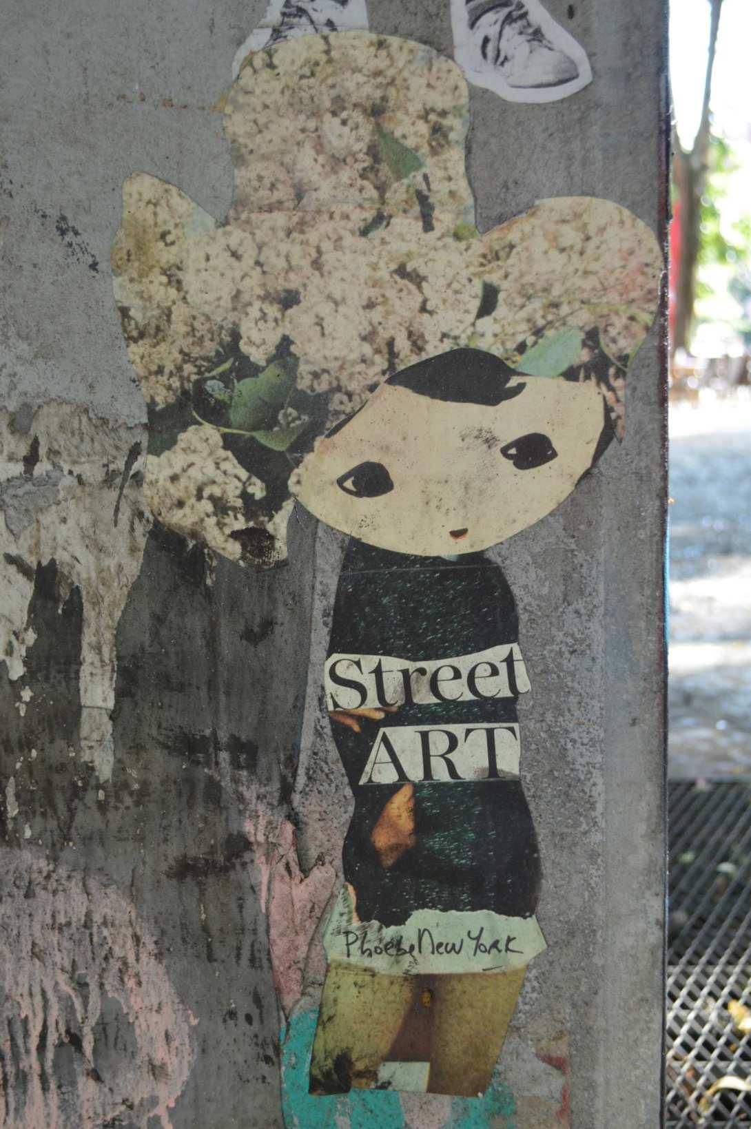 phoebe new york street art corner berlin