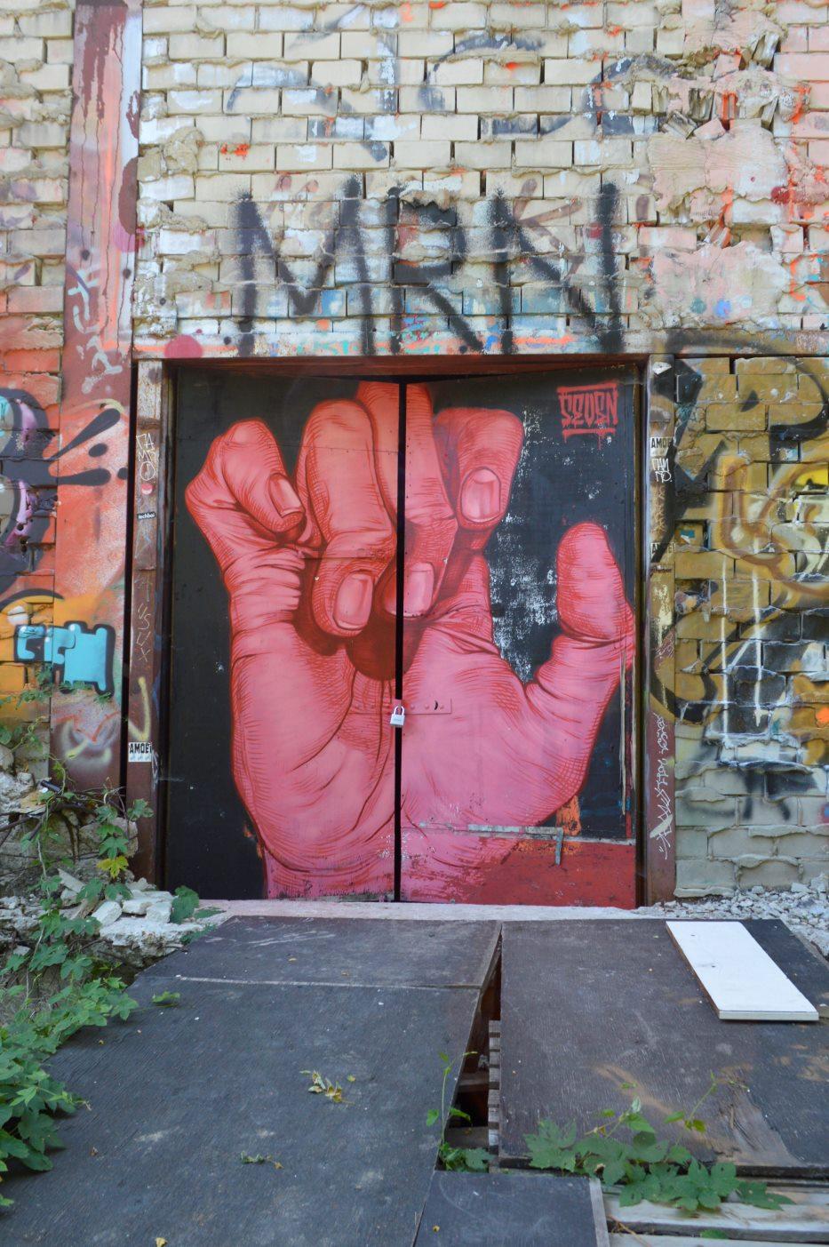 Teufelsberg Berlin Streetart be kitschig blog