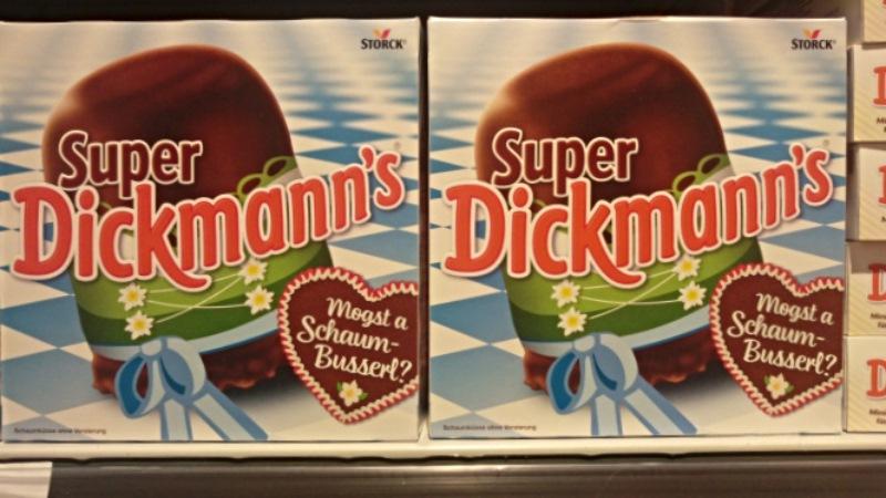 Dickmans Schaumküsse Oktoberfet Food German odd