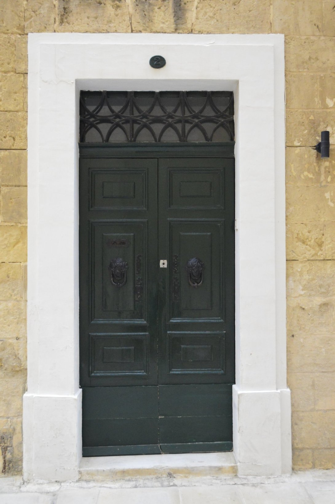 Mdenia Tür Malta Hauptstadt Be kitschig blog