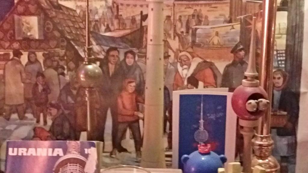 ddr weihnachtsmann maske GDR Santa Nikoluas be kitschig blog