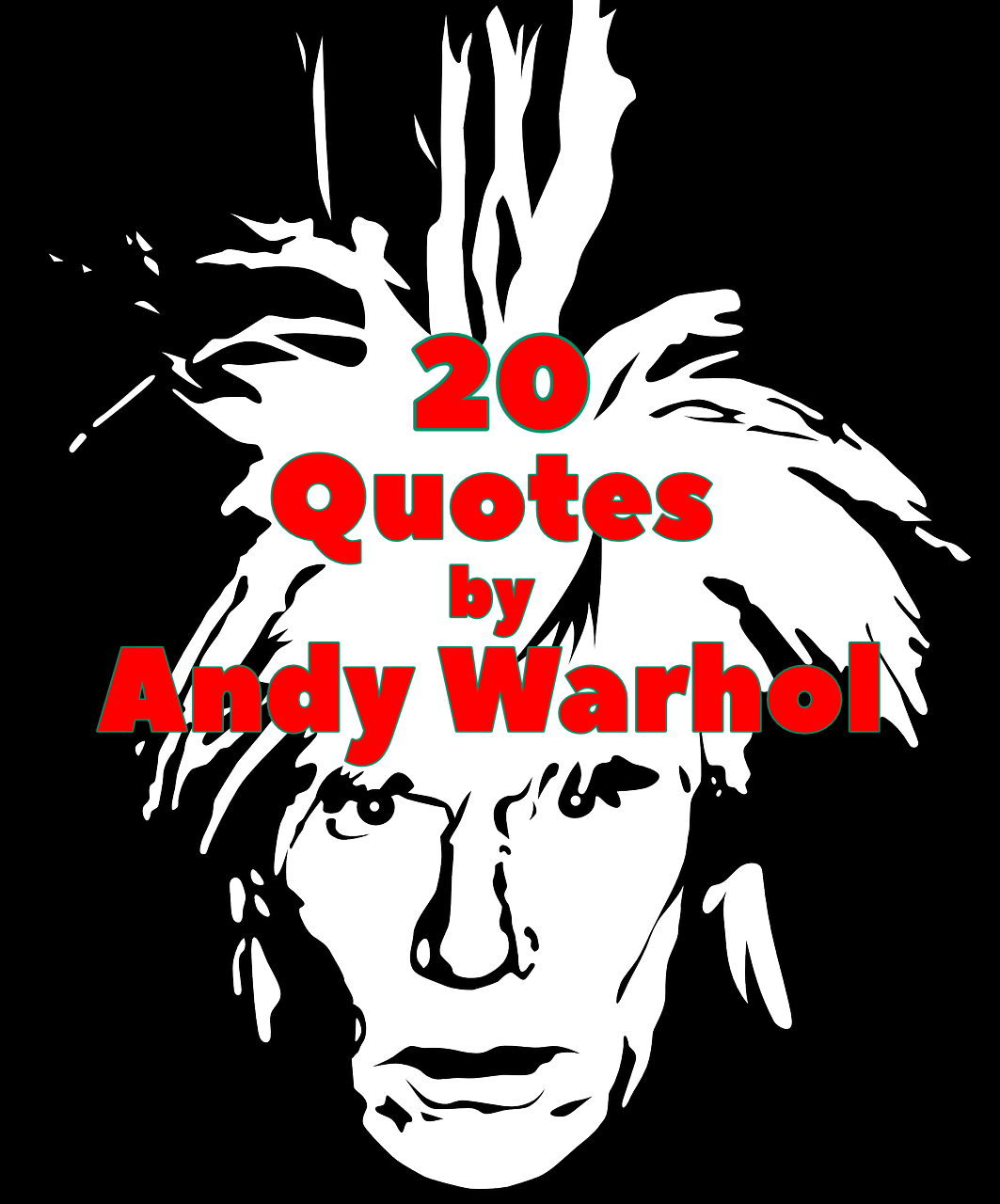 andy warhol quotes be kitschig