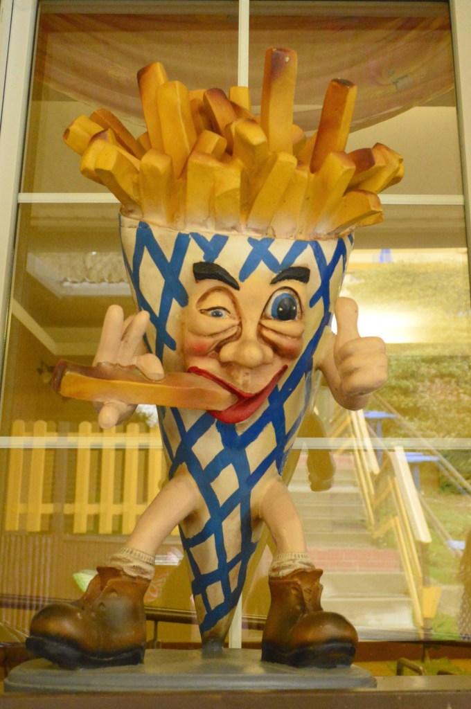 Pommes Fries